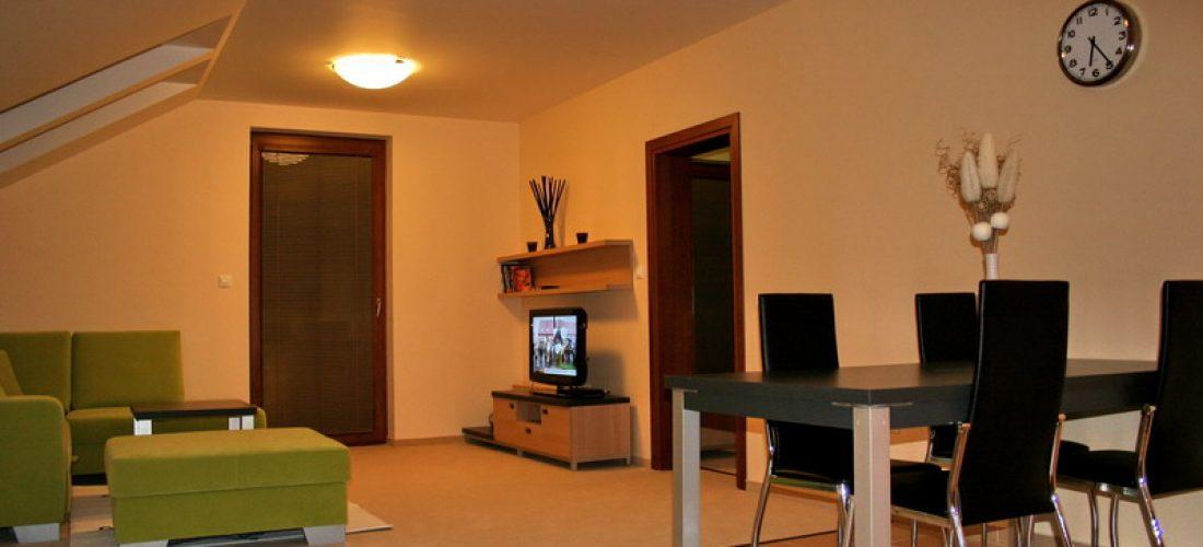 Apartmány Suite